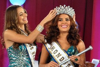 Miss Honduras. (Photo: ABC)