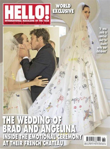 top celebrity weddings