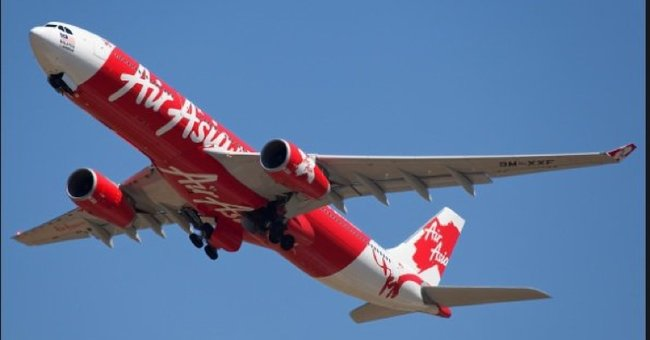 Air Asia missing