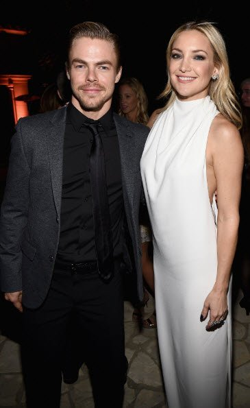 Kate Hudson Derek Hough