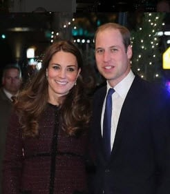 Will and Kate pp