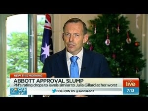 Video thumbnail for youtube video Another awkward TV interview for Tony Abbott on Sunrise