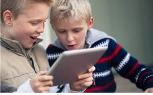So it is now ok to let them use an Ipad.