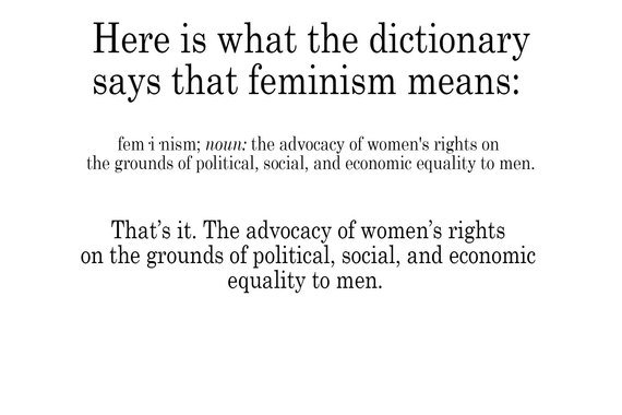 guide to feminism