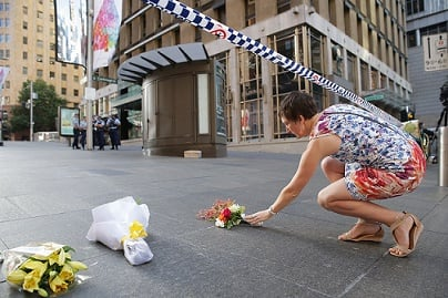 Sydney Begins Clear Up After 16 Hour Siege