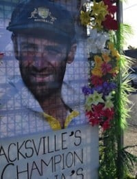 The funeral of Phillip Hughes will take place today.