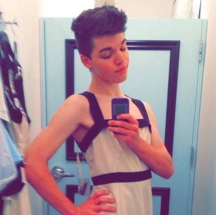 transgender teen suicide note