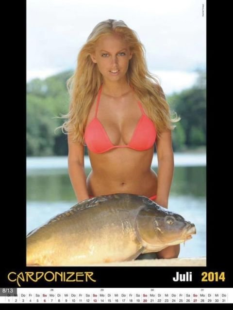 nrm 1417696036 erotic carp calendar 4 PICS: Apparently dead fish are now dead sexy. (NSFW)
