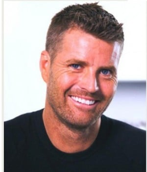Pete Evans does not drink tap water.