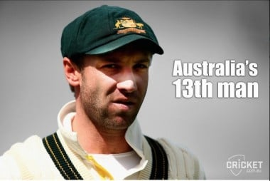 Phillip Hughes will be 13th man