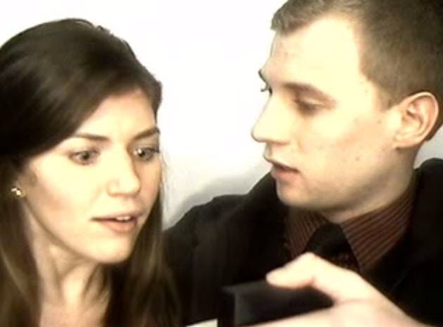 photo booth proposal video