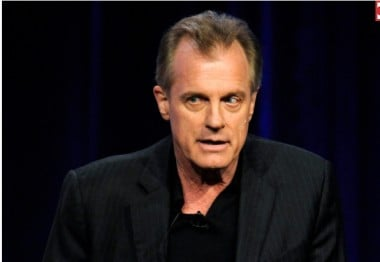 Stephen Collins admits abused three girls.