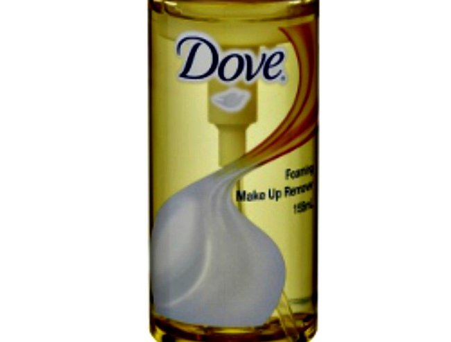 Dove-Foaming-Make-Up-Remover