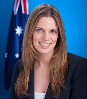 Kate Ellis, federal MP