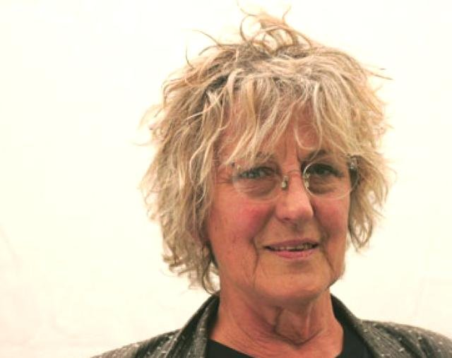 Germaine Greer, author and activist