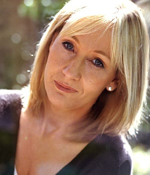 JK Rowling, author