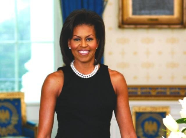 Michelle Obama, US First Lady