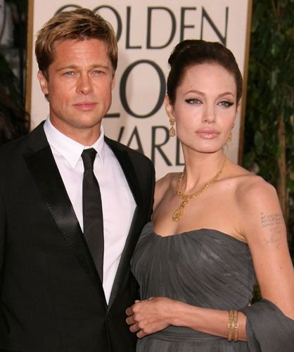 News: Brad And Angelina Just Got Married