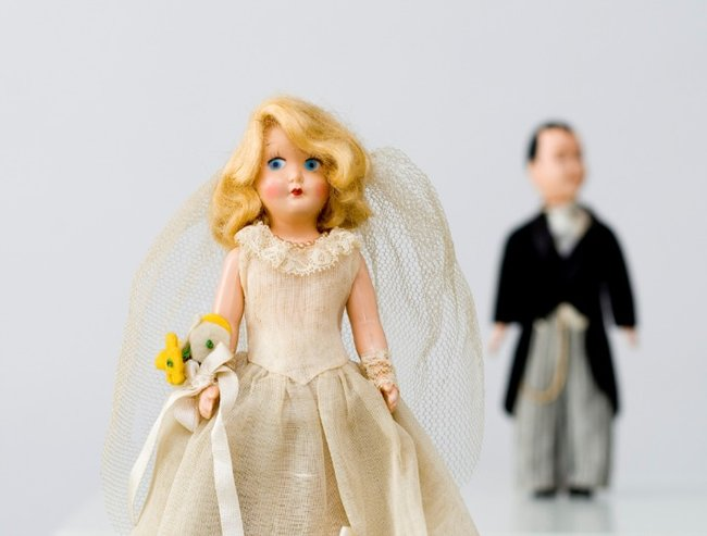 divorce dolls science