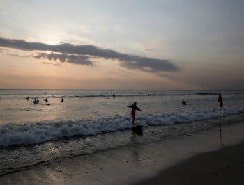 Kuta Beach. Image: Getty