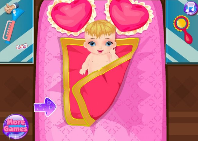 The app that helps you give anna from frozen a c section