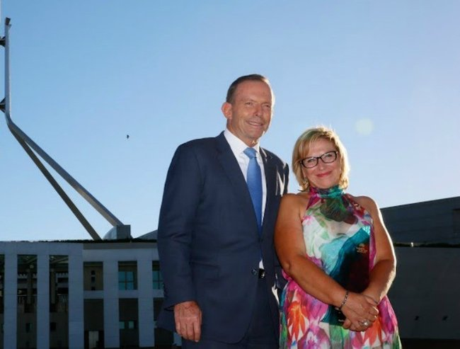 Tony Abbott and Rosie Batty lead resize