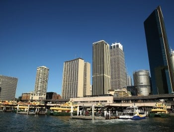 Manly Ferries Halt Due To Stop Work Meeting