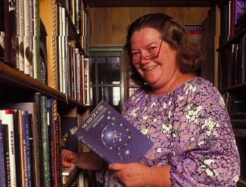 Extraordinary newspaper obituary for Colleen McCullough: