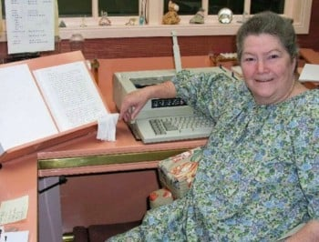Colleen McCullough has died at age 77.