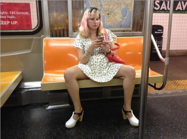 manspreading and the campaign to stop the spread of men