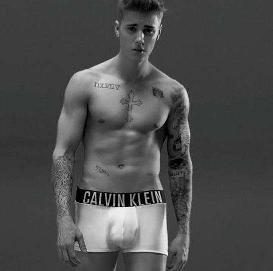 Justin bieber photoshop penis