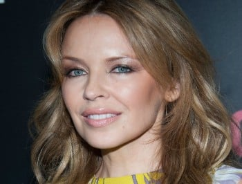 Kylie Minogue just shared a candid photo of her old flame, Michael Hutchence.