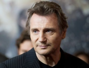 "Liam Neeson on gun violence: ""It"