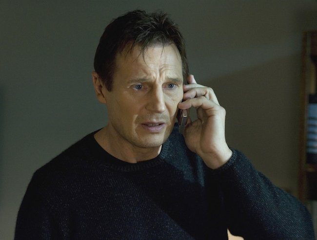 liam neeson phone call