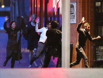 Sydney Siege details: He ordered tea and chocolate cake. Then all hell broke loose.