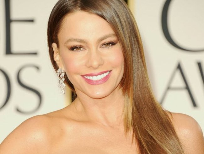 sofia vergara wedding photos