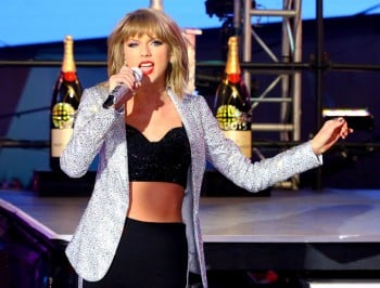 taylor swift hottest 100 campaign