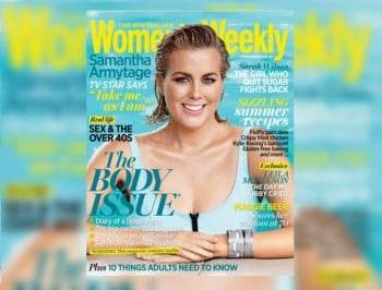For and against: The Sam Armytage Women