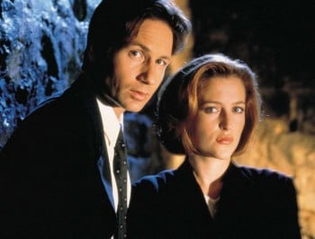 the x-files reboot
