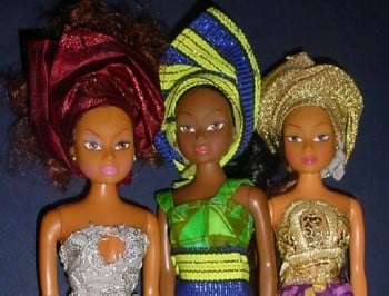 Nigerian dolls are outselling Barbie