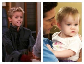 Prepare to feel a million years old: This is what the kids on Friends look like now.