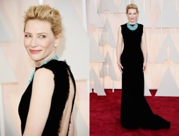 Cate Blanchett at the Oscars 2015
