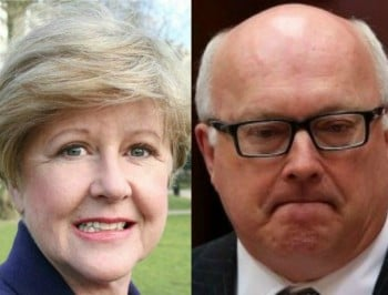 Attorney-General George Brandis may be under police investigation.