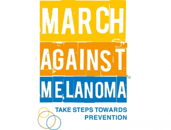 "Throw some serious shade at skin cancer and ""March Against Melanoma""."