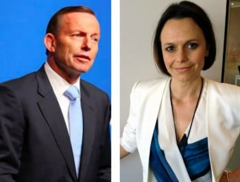 Mia Tony Abbott Feature Image
