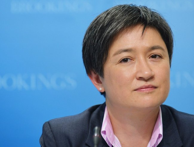 penny wong marriage equality