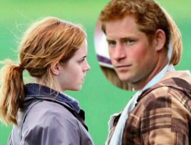 Prince Harry Emma Watson feature image