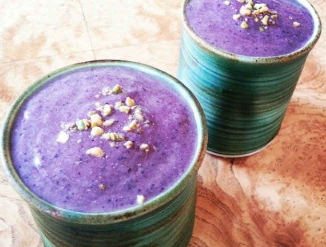 Purple Smoothie cropped