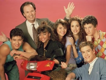 Saved by the Bell cast lead resize
