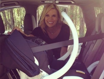 Sonia Kruger has a huge new job to go with her new baby.